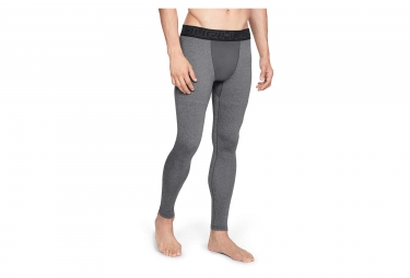 Collant Long Under Armour ColdGear Gris