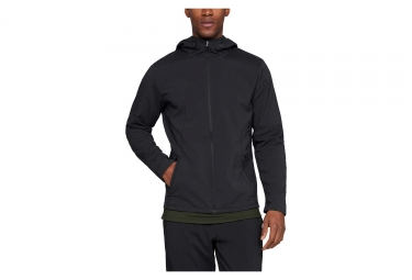 Veste Coupe-vent Déperlant Under Armour StormCyclone Noir