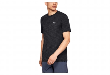 Maillot Manches Courtes Under Armour Vanish Seamless Noir