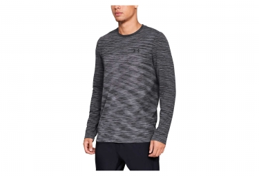 Under Armour Vanish Seamless Long Sleeves Jersey Gris S