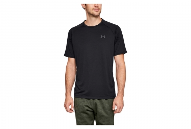 Under Armour Tech 2.0 Short Sleeves Jersey Black