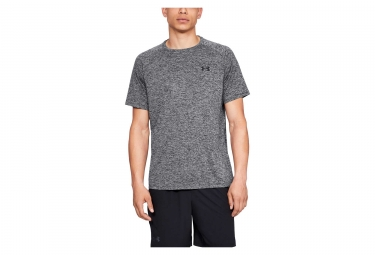 Jersey de manga corta Under Armour Tech 2.0 gris oscuro