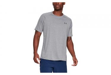 Under Armour Tech 2.0 Short Sleeves Jersey Light Grey