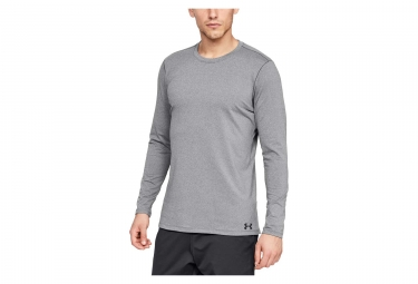 Maillot Manches Longues Under Armour ColdGear Fitted Gris