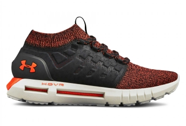 Chaussures de Running Under Armour HOVR Phantom Noir / Orange