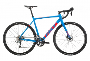 Felt Cyclo-cross Bike F40x Shimano Tiagra 10s Disc Blue 2018