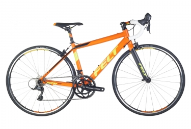 Bicicletta da bambino in feltro FR50 Junior Shimano Sora 9s Orange 2018