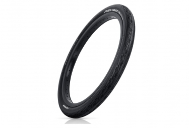 Tioga BMX Tire Fastr React BLK LBL Folding Bead 20'' Black