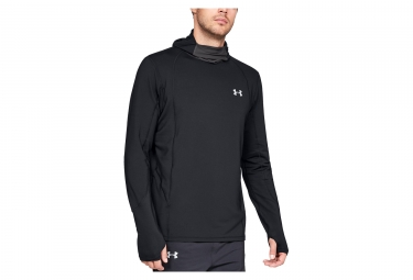 Sweat à Capuche Under Armour ColdGear Reactor Noir