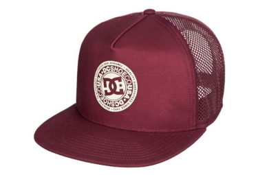 DC Shoes Cap Perftailer Red