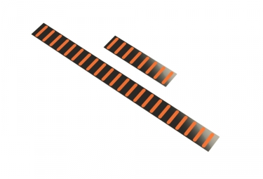 Sticker rrp proguard max protection noir orange