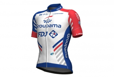 Short Sleeves Jersey Alé Team Groupama-FDJ PR-SYSTEM 2018