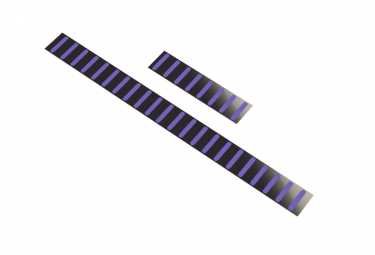 Sticker rrp proguard max protection noir violet