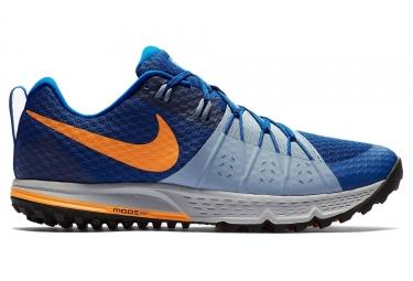 Nike air zoom wildhorse 4 bleu orange homme 44