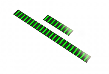 Sticker rrp proguard max protection noir vert fluo