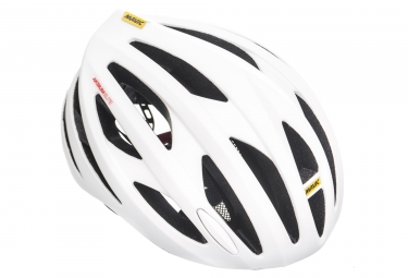 Mavic Aksium Elite  2016 Road Helmet White/Black