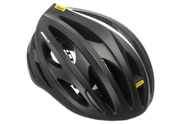 Mavic Aksium Elite  2016 Road Helmet Black/White