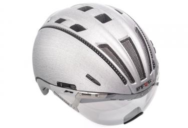 Casque casco roadster tc argent s m 55 57 cm