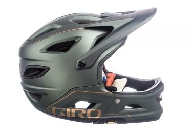 Casco avec Mentonnière Amovible GIRO Switchblade MIPS Verde