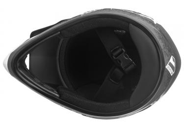 Casque Intégral VTT Seven M1 Gradient Noir/ Blanc
