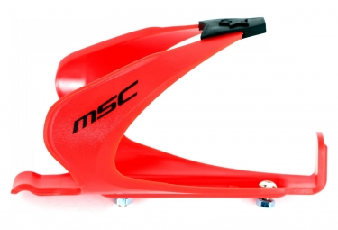 Porte bidon msc star rouge