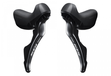 Shimano 105 ST-R7000 STI Shifter Set 11S - Black