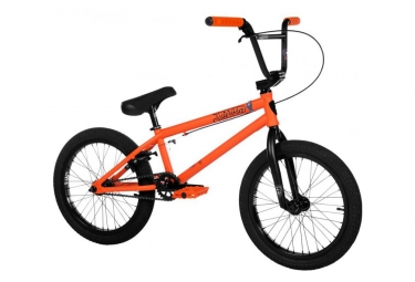 Bmx freestyle subrosa tiro orange 18 2018