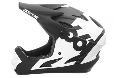 Casque Integral 661 SixSixOne Comp Blanc Noir