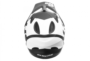 Casco Integral 661 sixsixone Comp Blanc / Noir