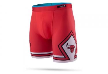 Stance NBA Boxer Bull UW Red