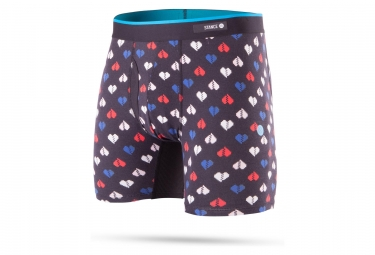 Boxer Stance Game Over Noir/ Bleu/ Blanc/ Rouge