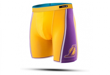 Boxer Stance NBA Lakers Jaune/ Violet