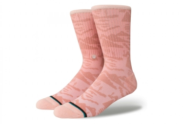 Stance Socks Pixel Desert Pink