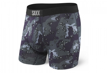 Boxer Saxx Vibe Nighthawk Camo / Violet