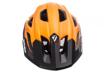 Casque VTT Seven M2 Gradient Orange/ Noir/ Blanc