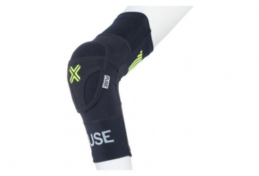 Fuse Omega Elbow Knee Pad Black