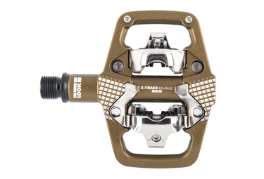 Look X-Track En-Rage Plus Clipless Pedals Bronze