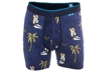 Boxer Stance Surf Monkey Navy/ Bleu