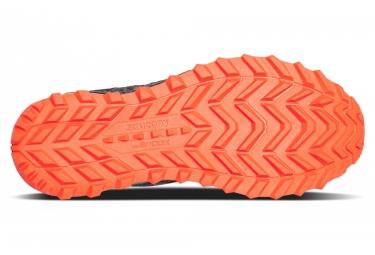 Chaussures de Trail Saucony Xodus ISO 3 Noir / Rouge