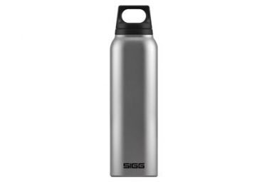 Sigg Hot & Cold Isotherm Bottle 0.5L Silver