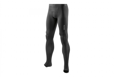 Collant long skins dnamic recovery elite noir homme l