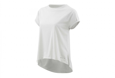 Skins Short Sleeves Jersey Active Siken white Women