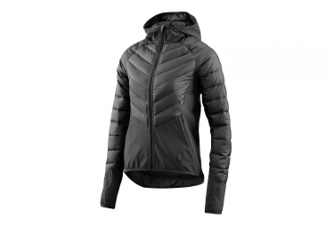 Skins Jacket Active Ultra Mapped Down Black Women