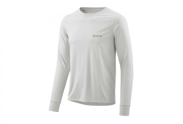 Skins Long Sleeves Jersey Active Bergmar Grey Men