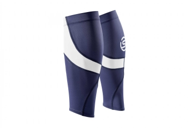 Skins Compression Sleeves Essentials Mx Blue White Unisex