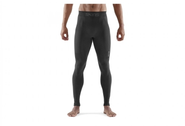 Collant Long Skins DNAmic Base Noir Homme