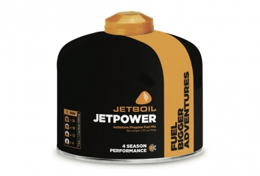 JETBOIL CARTOUCHE JETPOWER 230GR 230gr Fuel Canister
