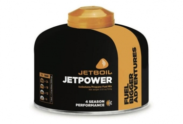 Jetboil JETPOWER 100gr Fuel Canister