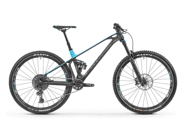 Mondraker Full Suspension MTB Foxy Carbon R 29 '' Sram NX Eagle 12s Nero / Blu 2019
