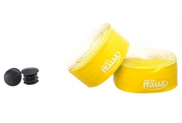 Ruban de guidon selle italia smootape controllo jaune